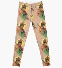 Autumn Witch Leggings