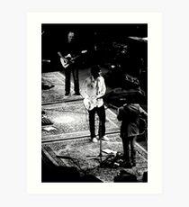 John Mayer @ Royal Albert Hall 17th Sept 2007 Art Print