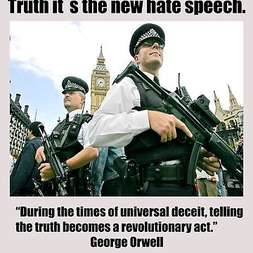 The Truth = Hate Speech by declanstratchi