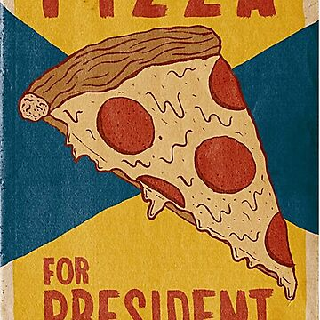 President pizza by Maridac