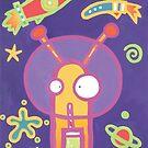 Space Alien Worm Juice by Christine Jopling
