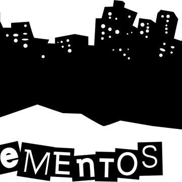 Persona 5 - Mementos by krispies69