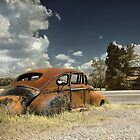 Abandoned Plymouth by mal-photography