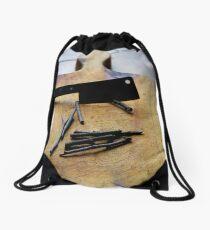 Chop sticks  Drawstring Bag