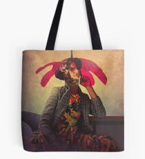 Mister Mistery Tote Bag