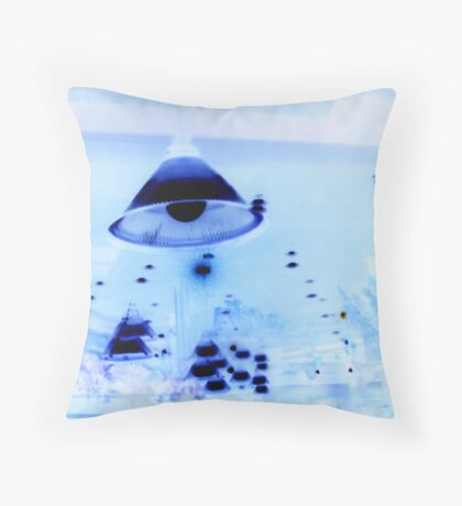 Army of Lights Throw Pillow