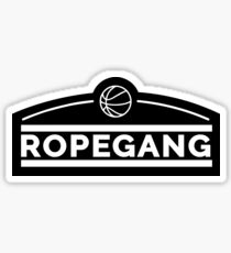 Ropegang we out here Sticker