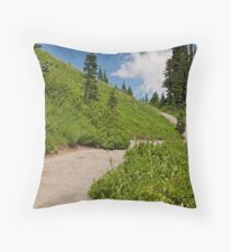 Walk on the Wild Side Throw Pillow