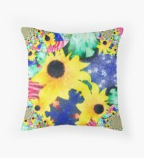 SUNFLAG Throw Pillow
