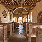 Holy Sepulchre Warminghurst by Dave Godden