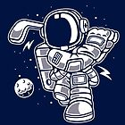 Astronaut Spaceman by wearitout