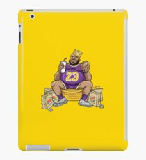 The Burger King iPad Case/Skin
