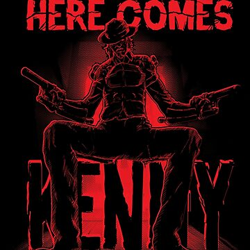 Kenny the Ripper by eZkun