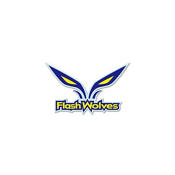 Flash Wolves Logo by Swest2