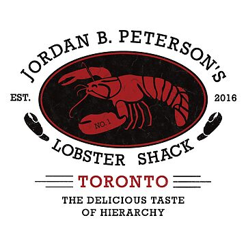 Jordan B. Peterson's Lobster Shack - Hierarchy by IncognitoMode