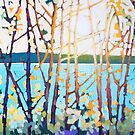 CHARLIE LAKE GLOW CARD by Alison Newth