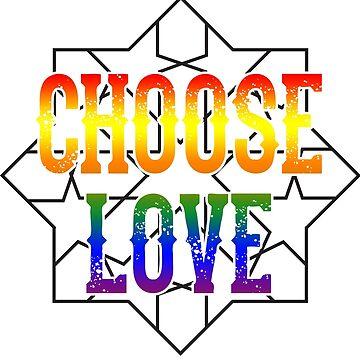 Pride Choose Love by Tamz-T