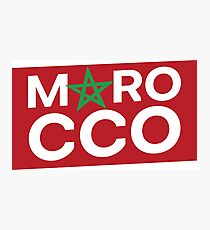 Marocco Photographic Print