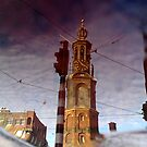 Reflections Of Amsterdam - The Munt by AmsterSam