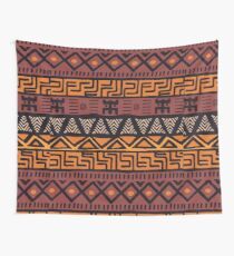 Colorful Bohemian Pattern Wall Tapestry