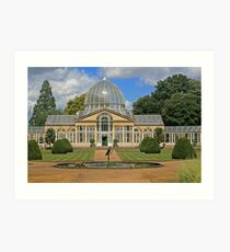 The Great Conservatory - Syon Park Art Print