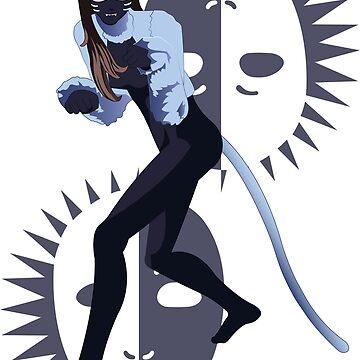 Persona 5 - Nekomata by krispies69