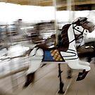 Carousel - here we go loop-de-loop by Mark Elshout