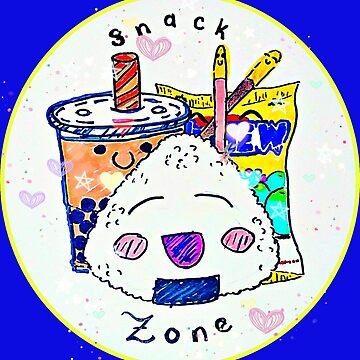 Snack zone by JesicaFick46