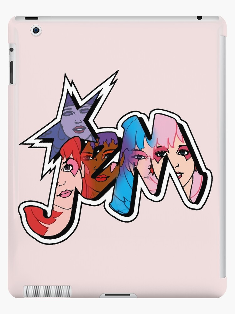 Jem and the Holograms - Logo - Group Color by DGArt