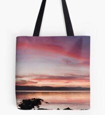 Saratoga Sunset Tote Bag