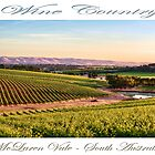 Wine County - McLaren Vale, South Australia by Ray Warren