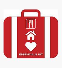 Essentials Kit Photographic Print