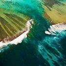 Turquoise Canyon - Ningaloo Reef by aabzimaging
