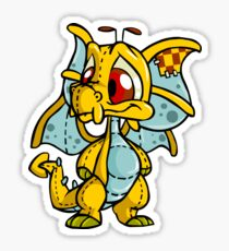 Plushie Draik Sticker