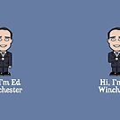 Ed Winchester by redscharlach