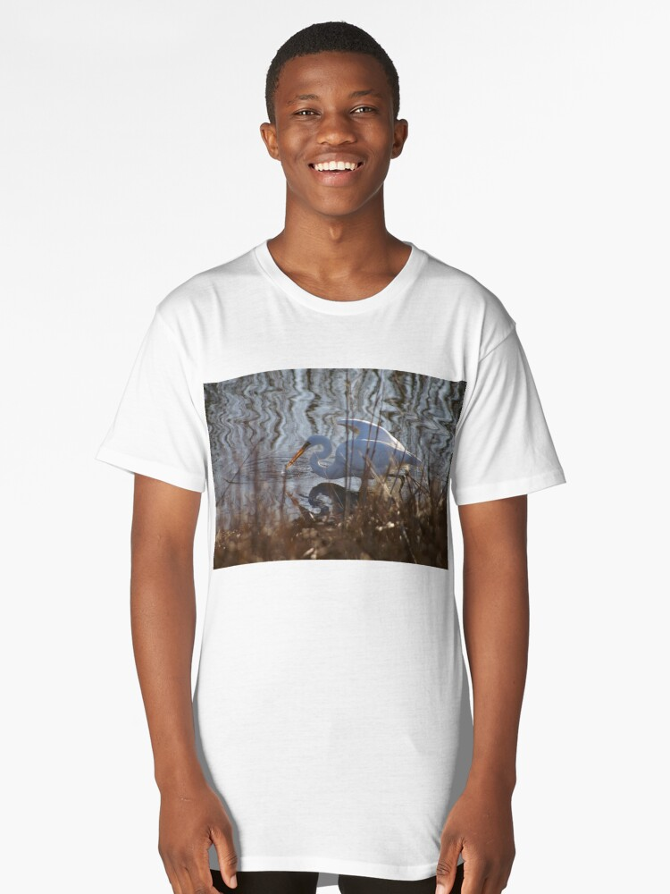 In the Reeds Long T-Shirt Front