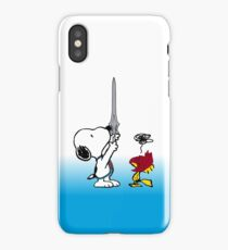 He-Dog and Battle Bird iPhone Case/Skin