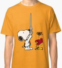 He-Dog and Battle Bird Classic T-Shirt
