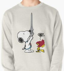 He-Dog and Battle Bird Pullover