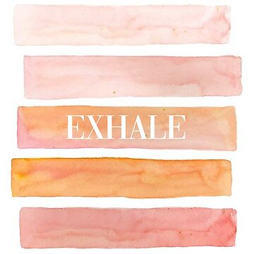 EXHALE (Matching Inhale) by Claireandrewss