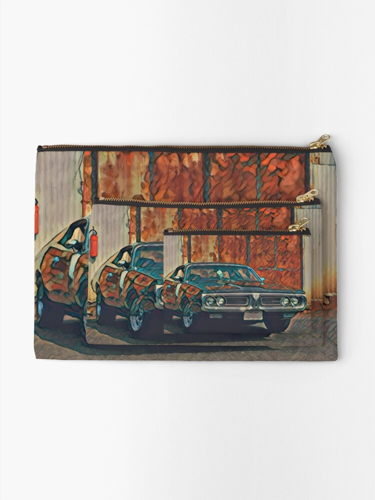 Alternate view of 1971 Dodge Charger 383 Magnum Zipper Pouch