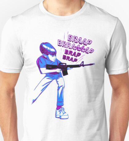 Kids & their Guns T-Shirt