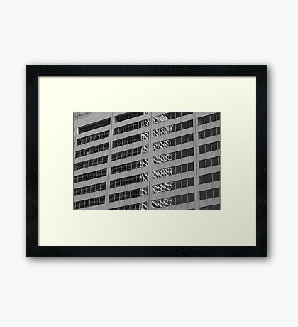 Different Look Framed Print