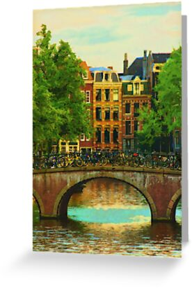Amsterdam by J O'Neal