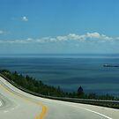 Highway by the Seaway... by Poete100