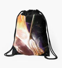 Abstract 749 Drawstring Bag