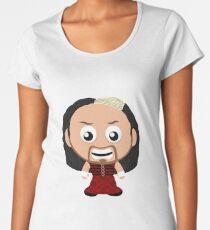 Broken Matt Hardy Clip Art Premium Scoop T-Shirt