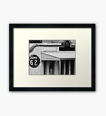 Heritage Town Building Framed Print