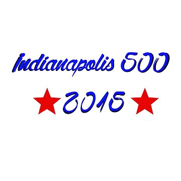 Indianapolis 500 by Nehimy