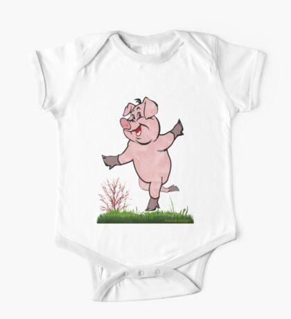 Bon Voyage -piggy is happy  (4787 Views) Kids Clothes